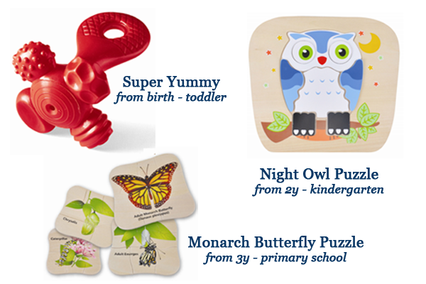 Discovery Toys Products of the Month