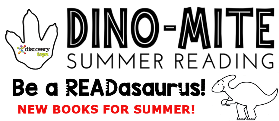 Discovery Toys Dino-Mite Summer Sale