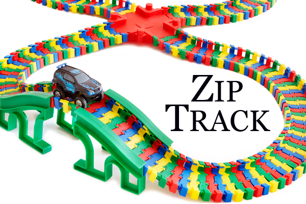 Zip Track Sale Slide